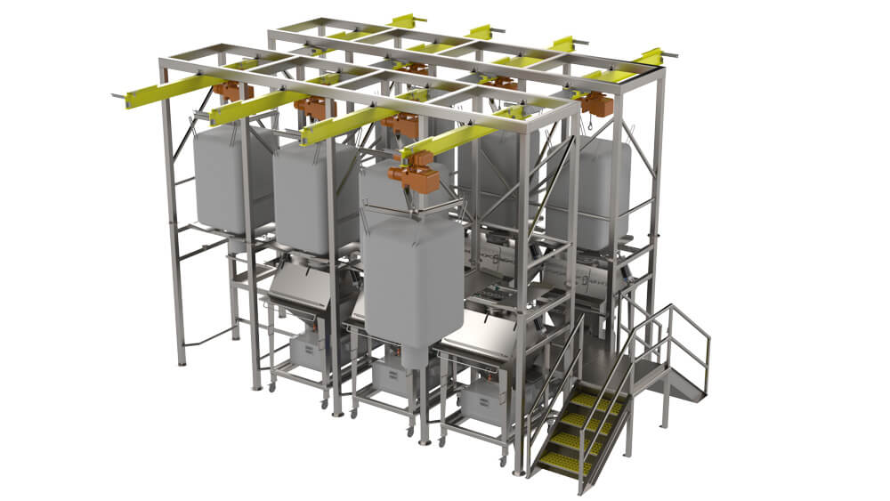 Bulk Bag Unload Batching System(1)