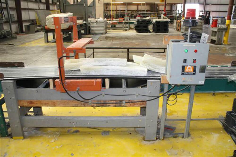 Eriez 1250 Metal Detector