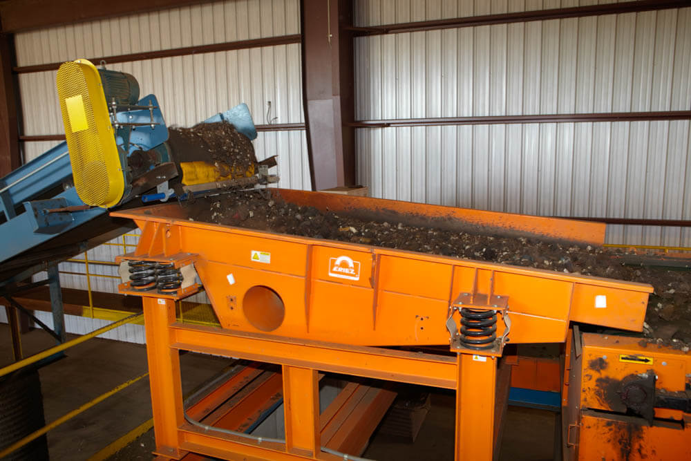 Eriez Heavy Duty Feeder