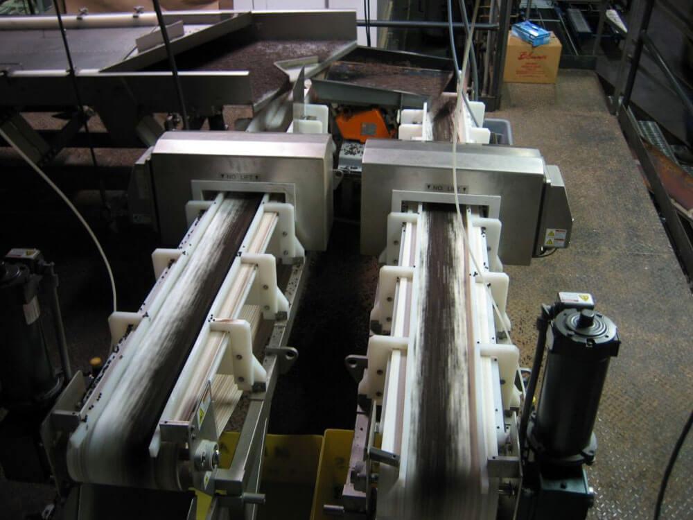 Eriez Metal Detector 1