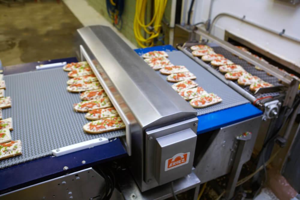 Eriez Metal Detector
