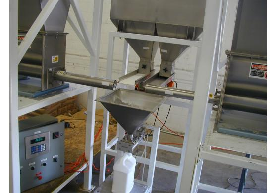 Weigh hopper (2)