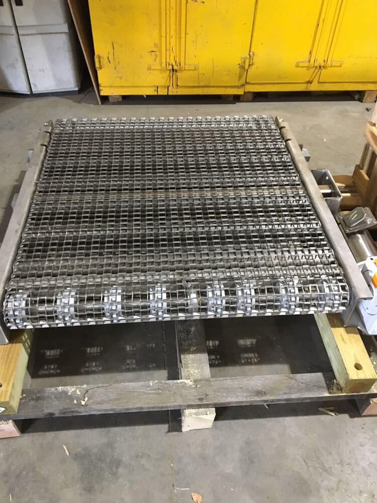 Belt Conveyor, Wire Mesh 180388