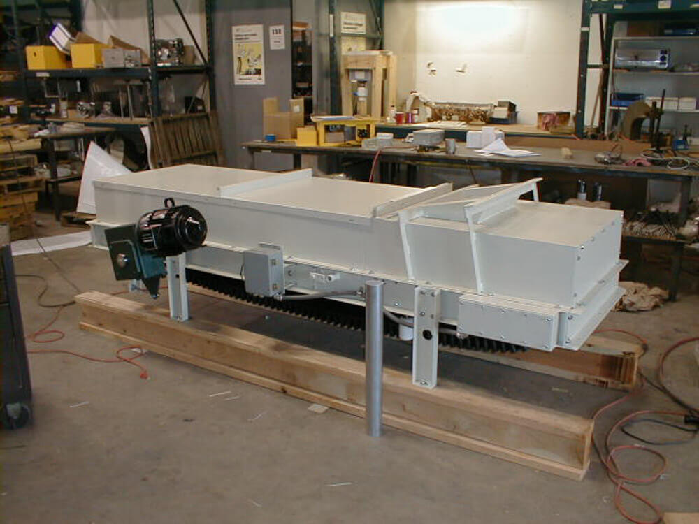 Belt Conveyor weigh feeder