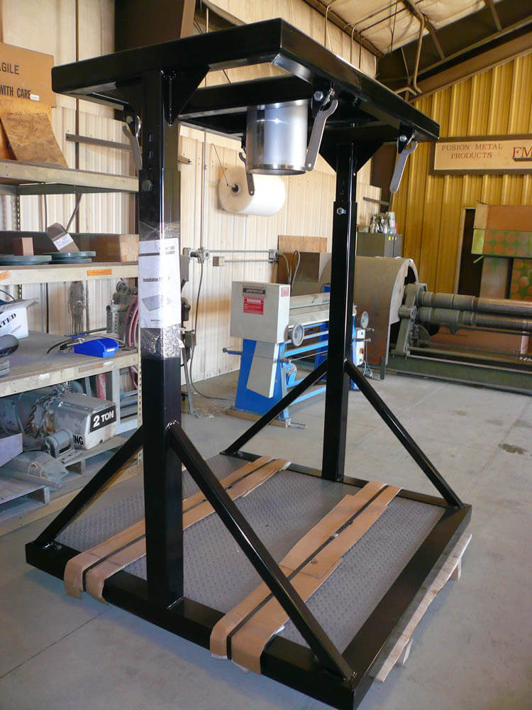 Bulk Bag Fill Station 090133