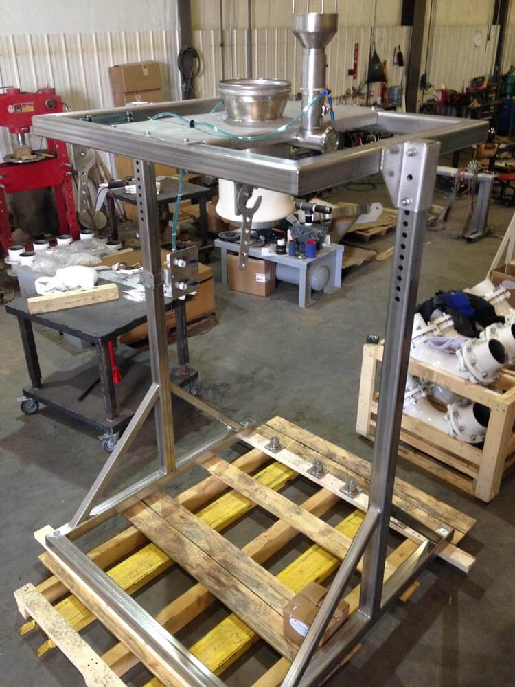 Bulk Bag Fill Station 170718