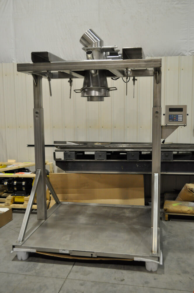 Bulk Bag Fill with Scale 120679