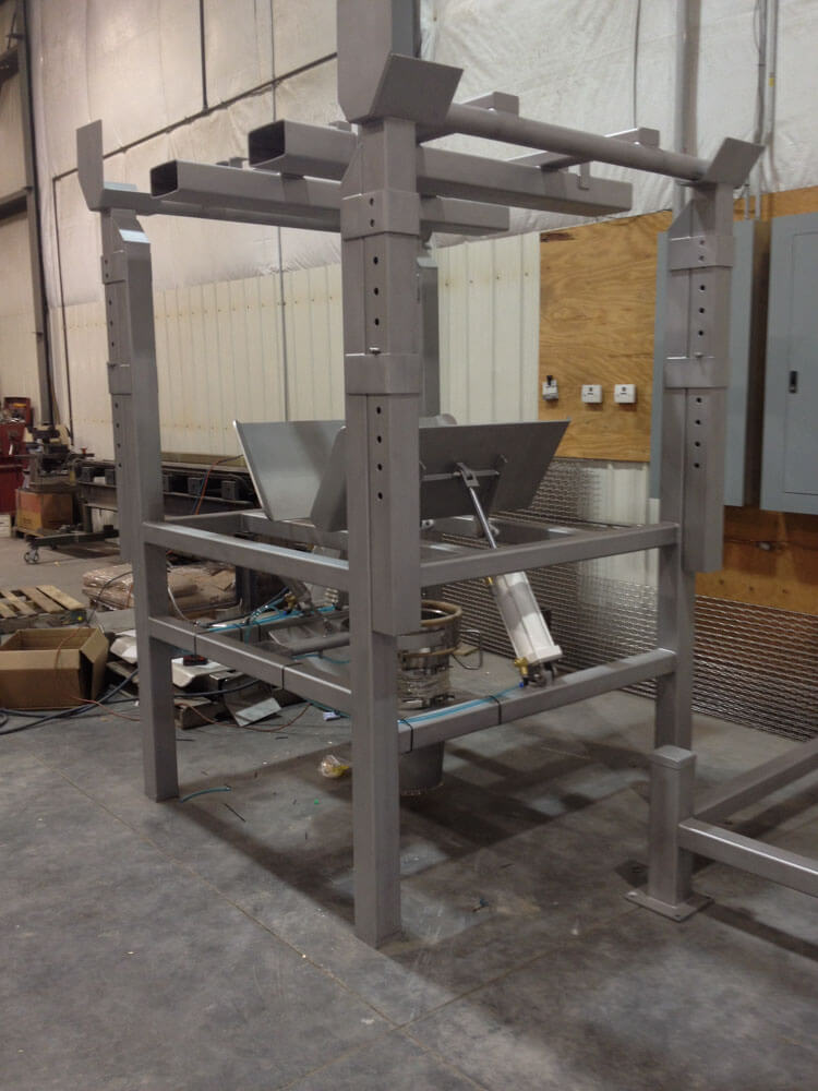Bulk bag unload stainless steel USDA 120394