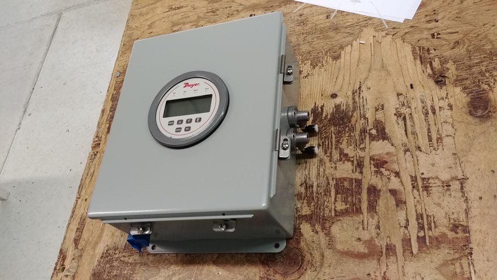 Photohelic Sensor 031106