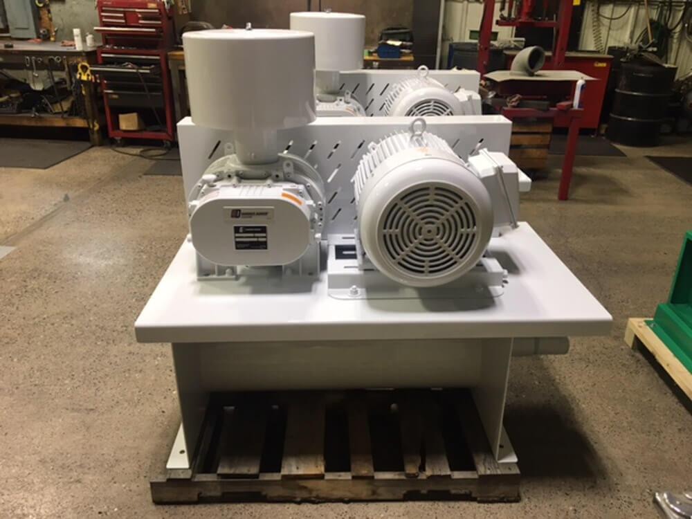 Pressure blower 6Mx40 160443