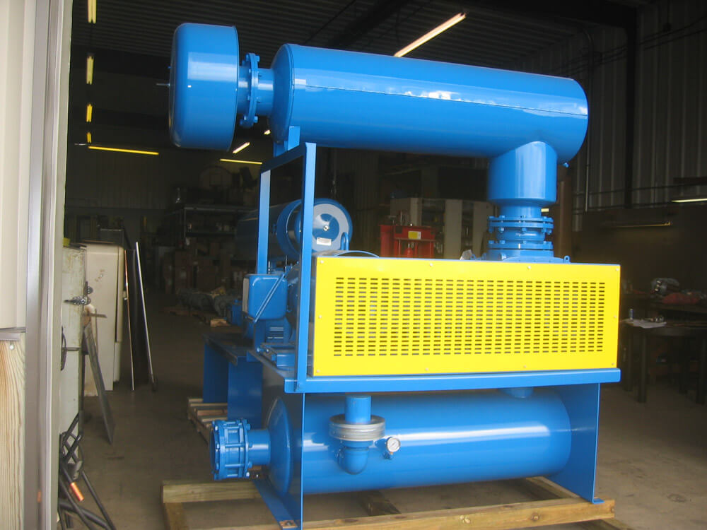 Pressure blower 8Mx60 040582