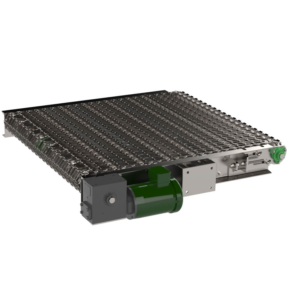 Stainless Wire Mesh Pallet Conveyor 180388