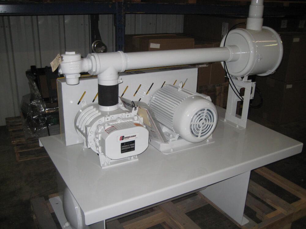 Vacuum Blower 4Lx10 110299