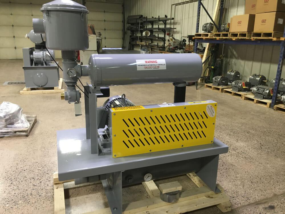 Vacuum blower 5Lx10 140577