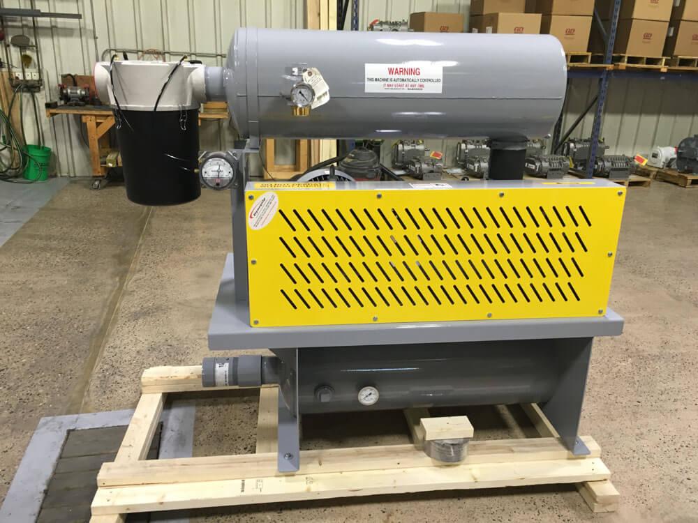 Vacuum blower 6Mx25 150509