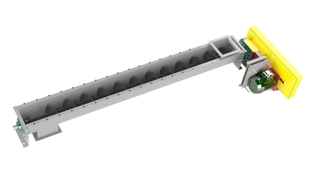 trough auger